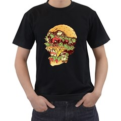 You Are What You Eat Men s T Shirt (black) by Contest1889625