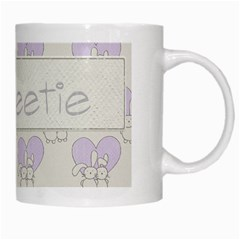 White Mug By Deca   White Mug   1zcnfuwbaswk   Www Artscow Com Right