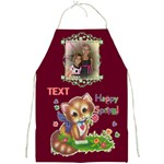 Happy Spring Apron 2 - Full Print Apron