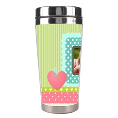 Easter By Easter   Stainless Steel Travel Tumbler   7nnzpf9oc5xp   Www Artscow Com Left