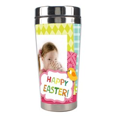Easter By Easter   Stainless Steel Travel Tumbler   H3pd47vh253g   Www Artscow Com Right