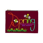Spring large cosmetic bag - Cosmetic Bag (Large)