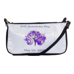 Fms Awareness 2014 Evening Bag by FunWithFibro