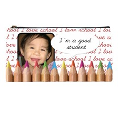 Good Student By Carmensita   Pencil Case   Nke7hq0v6st9   Www Artscow Com Front