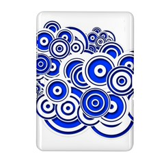 Trippy Blue Swirls Samsung Galaxy Tab 2 (10 1 ) P5100 Hardshell Case