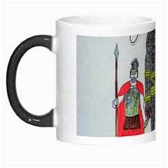 Big Foot 2 Romans Morph Mug by creationtruth