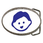 Little Boy Blue Belt Buckle