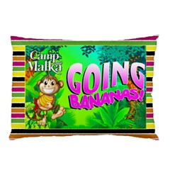 Camp Pillow By Basya Brecher   Pillow Case (two Sides)   Aijqkauwy30n   Www Artscow Com Front