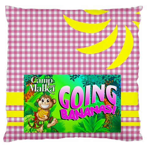 Camp Throw Pillow By Basya Brecher   Large Cushion Case (one Side)   Goc76jekl73k   Www Artscow Com Front