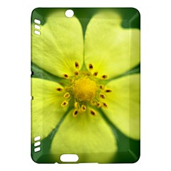 Yellowwildflowerdetail Kindle Fire Hdx 7  Hardshell Case by bloomingvinedesign