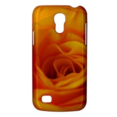 Yellow Rose Close Up Samsung Galaxy S4 Mini (gt I9190) Hardshell Case  by bloomingvinedesign
