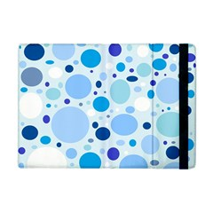 Bubbly Blues Apple Ipad Mini Flip Case by StuffOrSomething