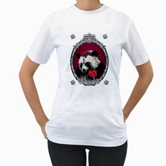 Mi Amigo Women s T Shirt (white)