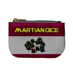 Martian Dice - Mini Coin Purse