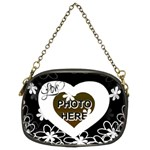 Love chain purse, 2 sides - Chain Purse (Two Sides)