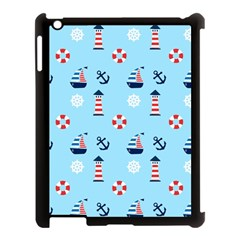 Sailing The Bay Apple Ipad 3/4 Case (black) by StuffOrSomething