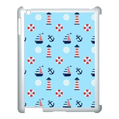 Sailing The Bay Apple Ipad 3/4 Case (white) by StuffOrSomething