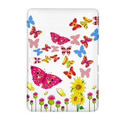 Butterfly Beauty Samsung Galaxy Tab 2 (10 1 ) P5100 Hardshell Case  by StuffOrSomething