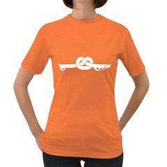 Stomach In Knots Women s T Shirt (colored)