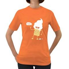 Froyo! Women s T Shirt (colored)