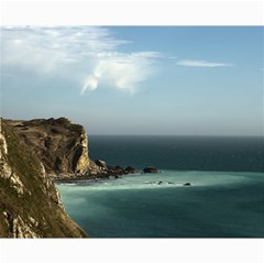Dramatic Seaside Picture Canvas 8  X 10  by NoemiDesign