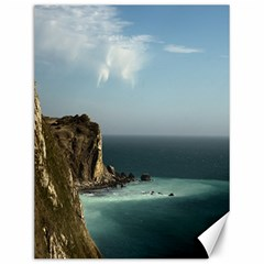 Dramatic Seaside Picture Canvas 12  X 16  by NoemiDesign
