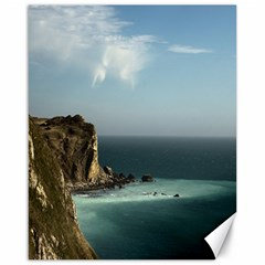Dramatic Seaside Picture Canvas 16  X 20  by NoemiDesign
