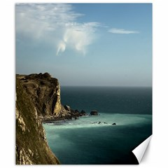 Dramatic Seaside Picture Canvas 20  X 24  by NoemiDesign