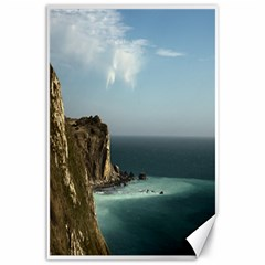 Dramatic Seaside Picture Canvas 24  X 36  by NoemiDesign
