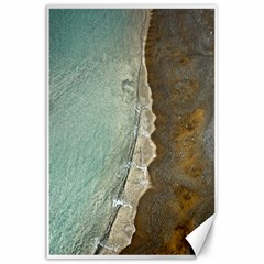 Wawe2 Canvas 24  X 36  (unframed) by NoemiDesign