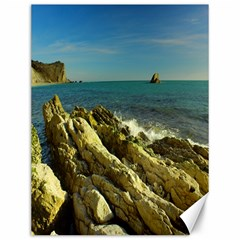 2014 03 15 Durdle Door 261 Canvas 12  X 16  (unframed) by NoemiDesign