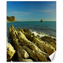 2014 03 15 Durdle Door 261 Canvas 16  X 20  (unframed) by NoemiDesign