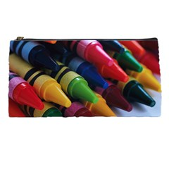 Crayons By J M  Raymond   Pencil Case   Y5wbrcap02lj   Www Artscow Com Front