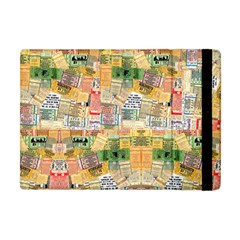 Retro Concert Tickets Apple Ipad Mini Flip Case by StuffOrSomething