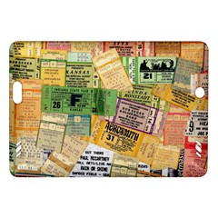 Retro Concert Tickets Kindle Fire Hd 7  (2nd Gen) Hardshell Case by StuffOrSomething