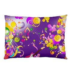 Energy Of Music Pillow Case by Contest1753604