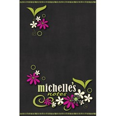 Mnotebook By Kaye   5 5  X 8 5  Notebook   Mgzckh5al0dy   Www Artscow Com Front Cover