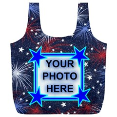 My Stars Xl Recycle Bag By Joy Johns   Full Print Recycle Bag (xl)   X7bp1so7fzgz   Www Artscow Com Back