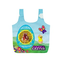 Easter Small Recyle Bag By Joy Johns   Full Print Recycle Bag (s)   P39s4h4kss93   Www Artscow Com Front