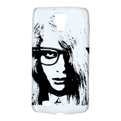 Hipster Zombie Girl Samsung Galaxy S4 Active (i9295) Hardshell Case by chivieridesigns