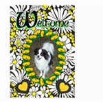 Welcome large garden flag #3 - Large Garden Flag (Two Sides)