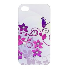 Floral Garden Apple Iphone 4/4s Hardshell Case by Colorfulart23
