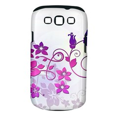 Floral Garden Samsung Galaxy S Iii Classic Hardshell Case (pc+silicone) by Colorfulart23
