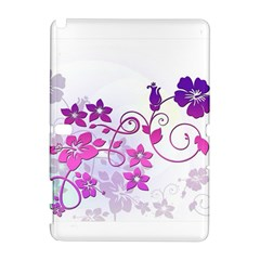 Floral Garden Samsung Galaxy Note 10 1 (p600) Hardshell Case by Colorfulart23