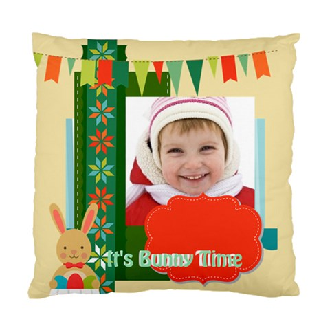 Easter By Easter   Standard Cushion Case (one Side)   J5y21mpoxdwm   Www Artscow Com Front