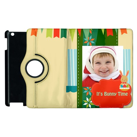 Easter By Easter   Apple Ipad 2 Flip 360 Case   Vsaqdeh31e87   Www Artscow Com Front
