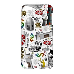 Medieval Mash Up Apple Ipod Touch 5 Hardshell Case by StuffOrSomething