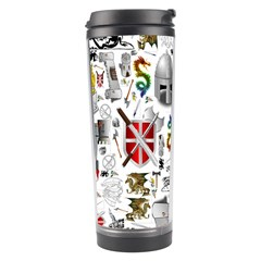 Medieval Mash Up Travel Tumbler