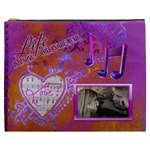 Love Song XXXL cosmetic bag - Cosmetic Bag (XXXL)