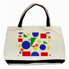 Random Geometrics Classic Tote Bag by StuffOrSomething